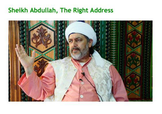 Sheikh Bahauddin Adil Al-Haqqani