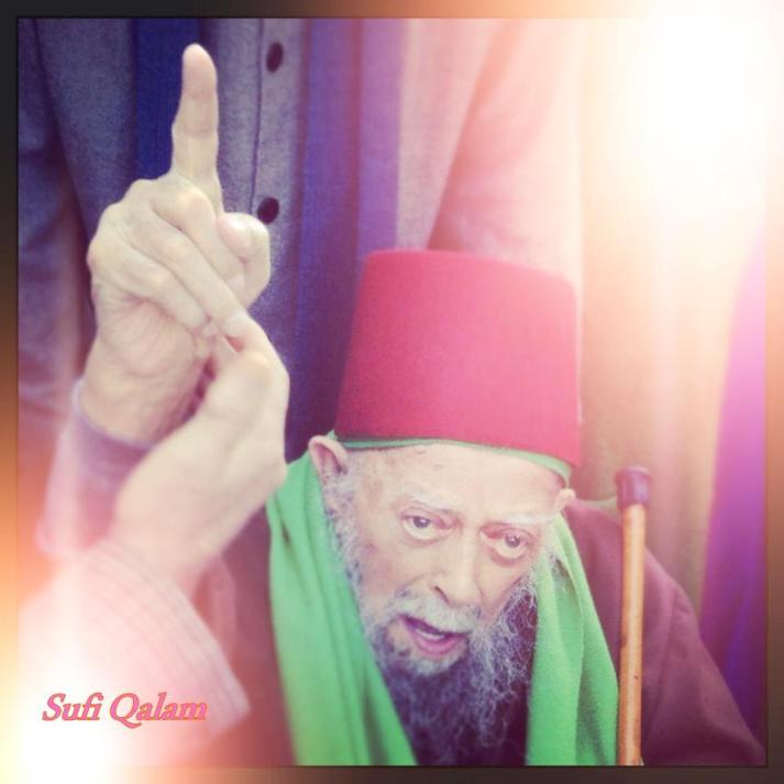 Shaykh Nazim qs