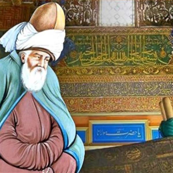 Mevlana-Rumi