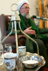 Sultan Mawlana Shaykh Muhammad Adil (QS) in Bury, Manchester.