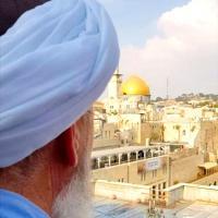 Mawlana Sheikh Muhammed Adil's Jerusalem Visit