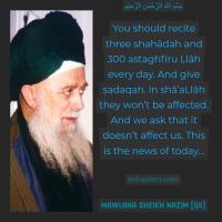 A Warning for Safar