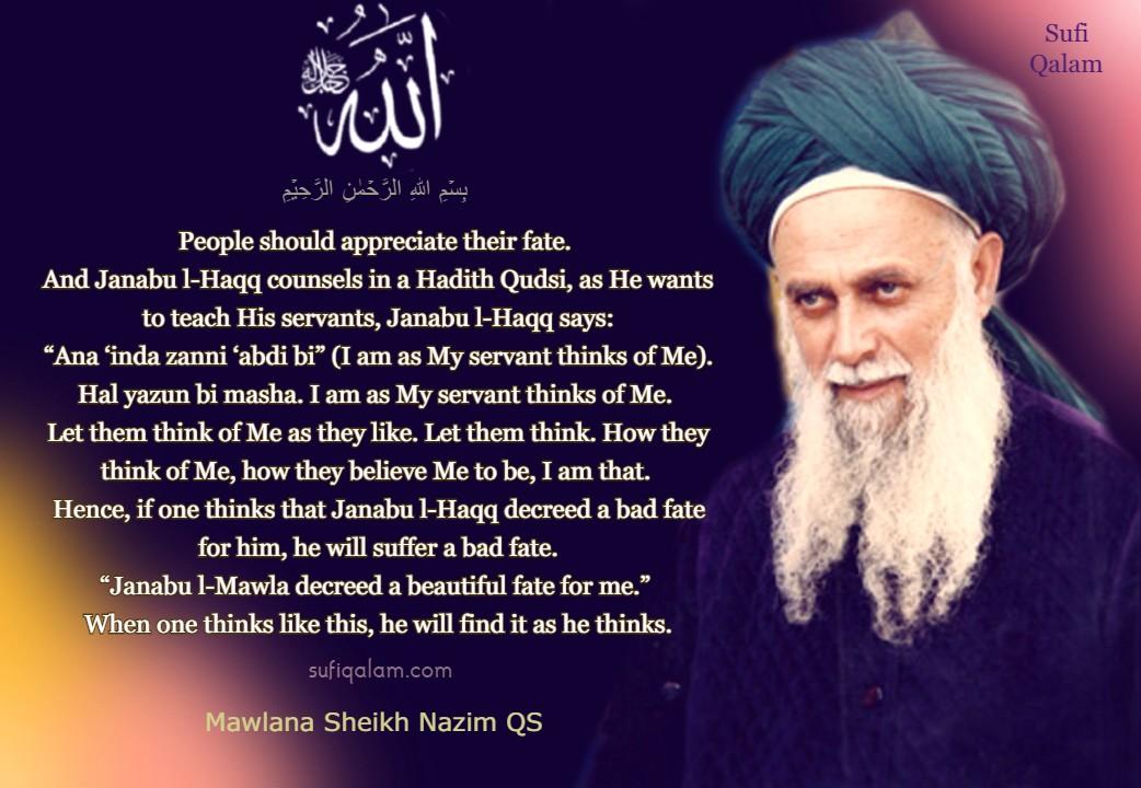 Hadith-Qudsi-Fate-Destiny-Sheikh-Nazim-Sufi-Qalam