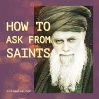 How To Ask From Saints