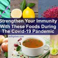Strengthen Your Immunity With These Foods During The Covid-19 Pandemic