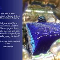 Urs Sharif of Ghawth Al Azam Shaykh Abdul Qadir Al Jilani ق